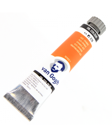 Tinta Óleo Van Gogh 20ml 276 Azo Orange