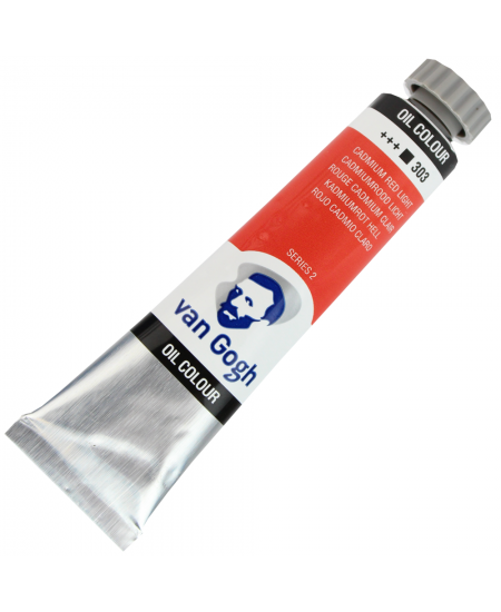 Tinta Óleo Van Gogh 20ml 303 Cadmium Red Light