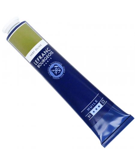 Tinta Óleo Fine Lefranc & Bourgeois 150ml 541 Olive Green