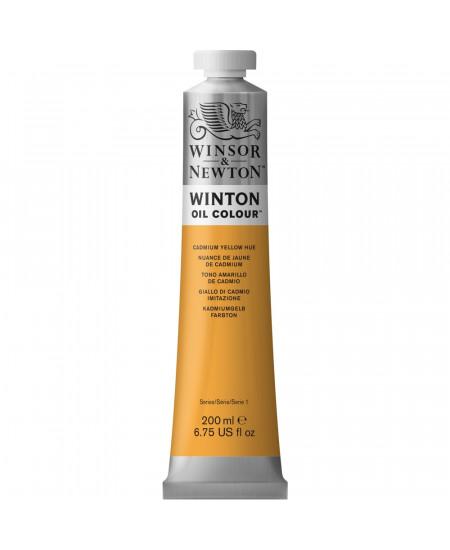 Tinta Óleo Winton 200ml Winsor & Newton 109 Cadmium Yellow Hue