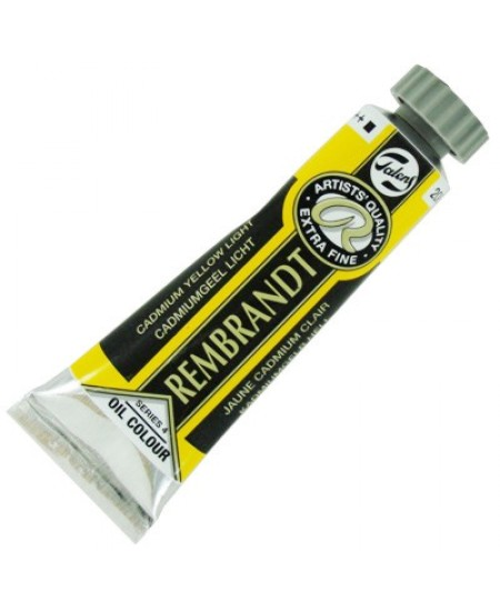 Tinta Óleo Rembrandt 15ml 208 Cadmium Yellow Light - Série 4