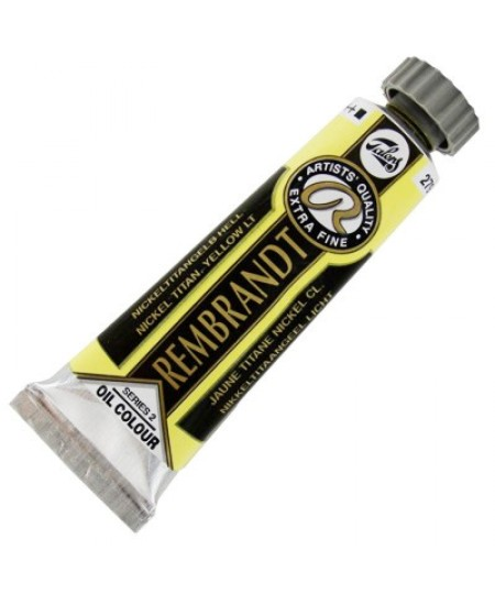 Tinta Óleo Rembrandt 15ml 279 Nick. Titan. Yellow Light - Série