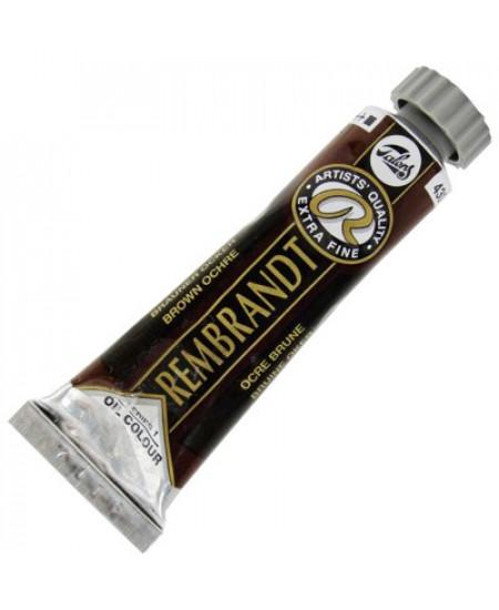 Tinta Óleo Rembrandt 15ml 430 Brown Ochre - Série 1