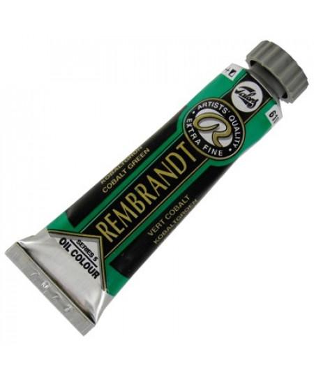 Tinta Óleo Rembrandt 15ml 610 Cobalt Green - Série 5