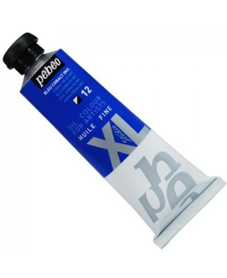 Tinta  a Óleo Pébéo XL Studio 12 Azul Cobalto 37ml