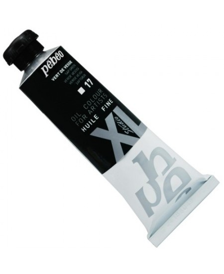 Tinta  a Óleo Pébéo XL Studio 17 Verde Vessie 37ml