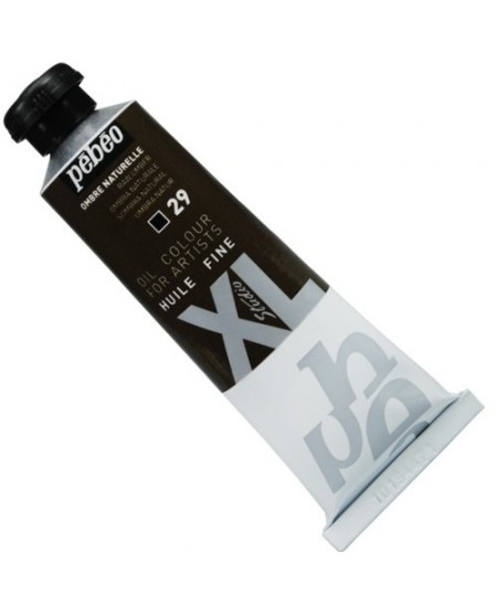 Tinta  a Óleo Pébéo XL Studio 29 Sombra Natural 37ml