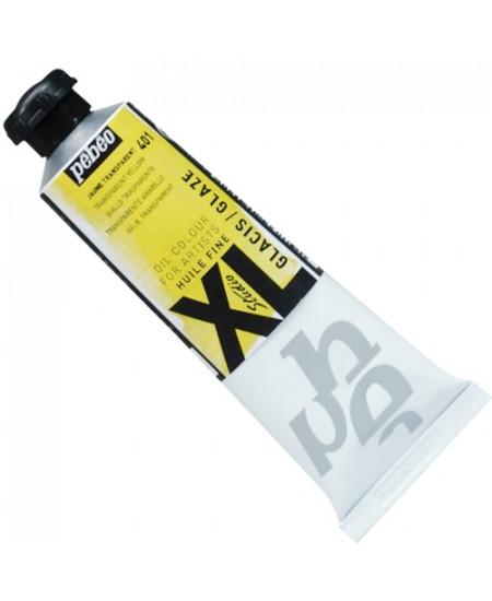 Tinta a Óleo Pébéo XL Studio 401 Amarelo Transparente 37ml
