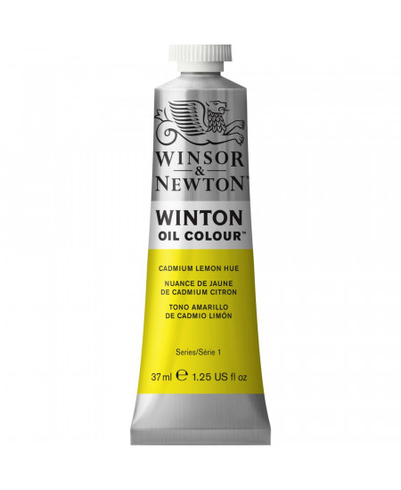 Tinta Óleo Winton 37ml 087 Cadmium Lemon Hue