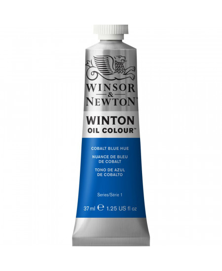 Tinta Óleo Winton 37ml 179 Cobalt Blue Hue