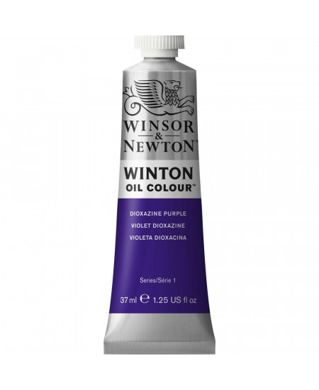 Tinta Óleo Winton 37ml 229 Dioxazine Purple