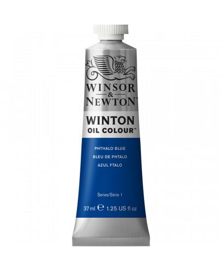 Tinta Óleo Winton 37ml 516 Phthalo Blue