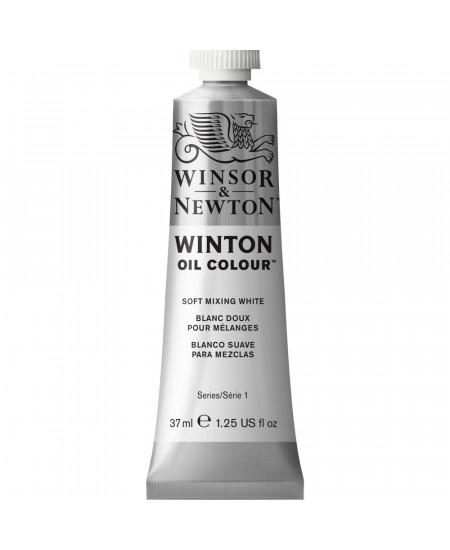 Tinta Óleo Winton 37ml Winsor & Newton 415 Mixing White