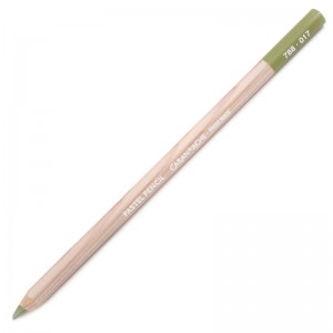 Lápis Pastel Caran D'Ache 017 Light Reseda