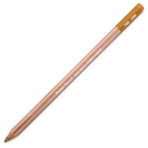 Lápis Pastel Caran D'Ache 036 Raw Sienna