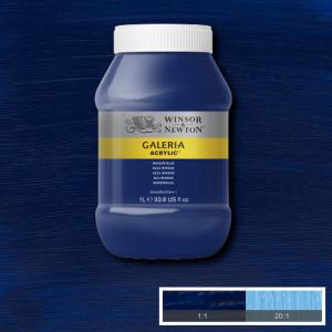 Tinta Acrílica Galeria Winsor & Newton 1L 706 Winsor Blue