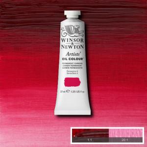 Tinta Óleo Artist 37ml Winsor & Newton S2 479 Permanent Carmine