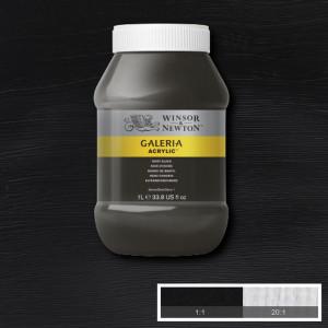 Tinta Acrílica Galeria Winsor & Newton 1L 331 Ivory Black