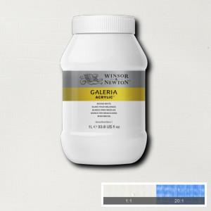 Tinta Acrílica Galeria Winsor & Newton 1L 415 Mixing White