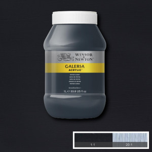 Tinta Acrílica Galeria Winsor & Newton 1L 465 Payne's Gray