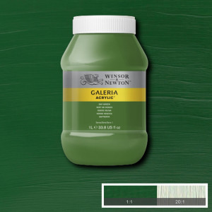 Tinta Acrílica Galeria Winsor & Newton 1L 599 Sap Green