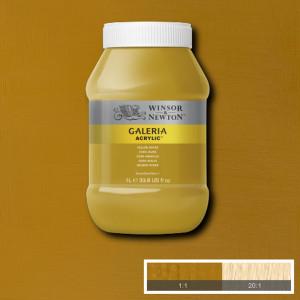 Tinta Acrílica Galeria Winsor & Newton 1L 744 Yellow Ochre