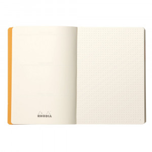 Caderno Goalbook Rhodia Yellow