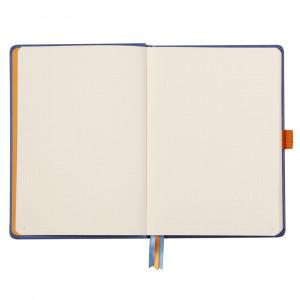 Caderno Goalbook Rhodia A5 Capa Dura Sapphire