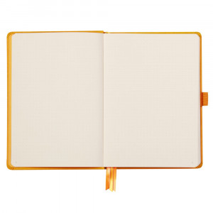 Caderno Goalbook Rhodia A5 Capa Dura Orange