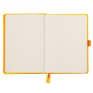 Caderno Goalbook Rhodia A5 Capa Dura Yellow