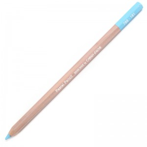 Lápis Pastel Caran D'Ache 161 Light Blue