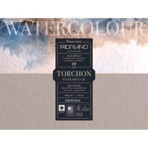 Bloco de Papel Para Aquarela Torchon Fabriano 300g/m² 23x30,5cm