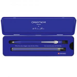 Lapiseira Caran d'Ache 2.0mm Klein Blue Colecionador