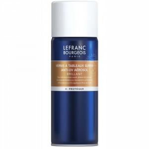 Verniz Spray Lefranc & Bourgeois Brilhante 400ml