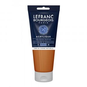 Tinta Acrílica Lefranc & Bourgeois 200ml 482 Raw Sienna