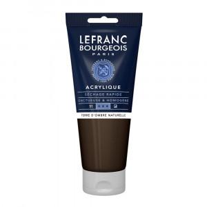 Tinta Acrílica Lefranc & Bourgeois 200ml 478 Raw Umber