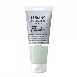 Tinta Acrílica Flashe Lefranc & Bourgeois 80ml S1 547 Grey Green