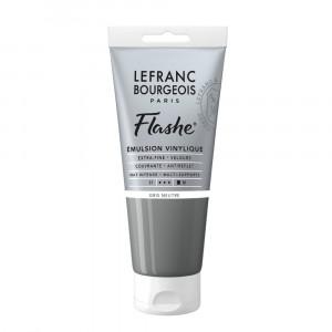 Tinta Acrílica Flashe Lefranc & Bourgeois 80ml S1 258 Neutral Grey