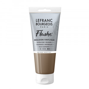 Tinta Acrílica Flashe Lefranc & Bourgeois 80ml S2 842 Pink Grey Iridescent
