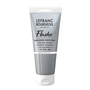 Tinta Acrílica Flashe Lefranc & Bourgeois 80ml S2 832 Silver Iridescent