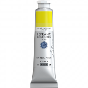 Tinta Óleo Extra Fine L&B 40ml S2 171 Japanese Yellow Lemon