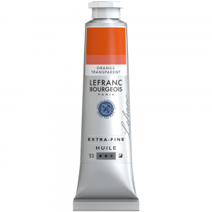 Tinta Óleo Extra Fine L&B 40ml S3 727 Transparent Orange
