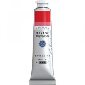 Tinta Óleo Extra Fine L&B 40ml S4 384 Quinacridone Red