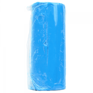 Massa Plastilina Para Escultura Corfix 500g 325 Azul Ultramar