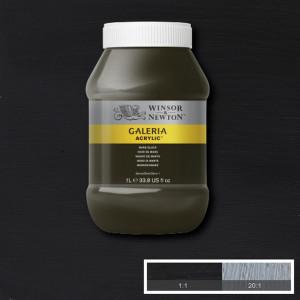 Tinta Acrílica Galeria Winsor & Newton 1L 386 Mars Black