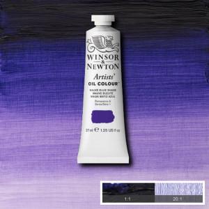 Tinta Óleo Artist 37ml Winsor & Newton S1 400 Mauve Blue Shade