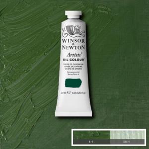 Tinta Óleo Artist 37ml Winsor & Newton S4 459 Oxide Of Chromium