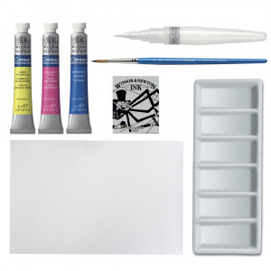 Tinta Aquarela Winsor & Newton Cotman Gift Collection