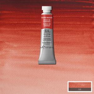 Tinta Aquarela Profissional Winsor & Newton Tubo 5ml S1 056 Brown Madder