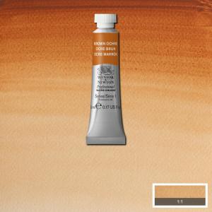 Tinta Aquarela Profissional Winsor & Newton Tubo 5ml S1 059 Brown Ochre
